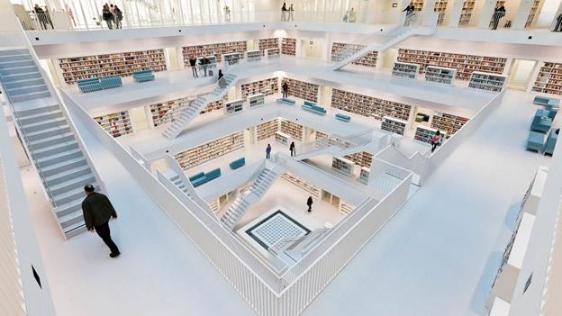 Biblioteca Municipal de Stuttgart