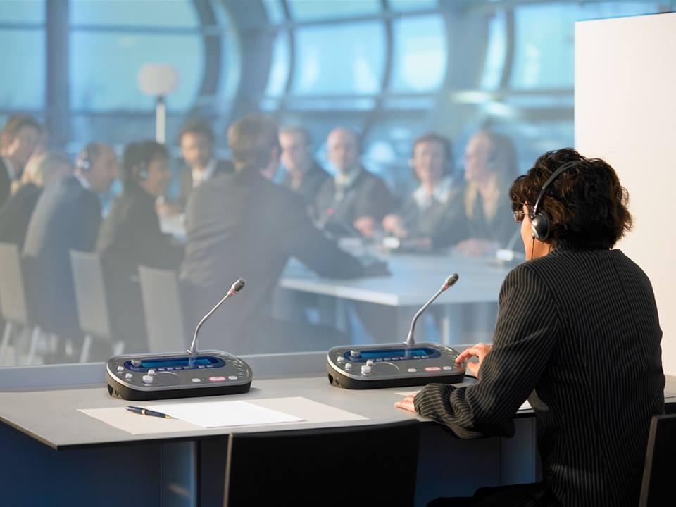 interpreter-working