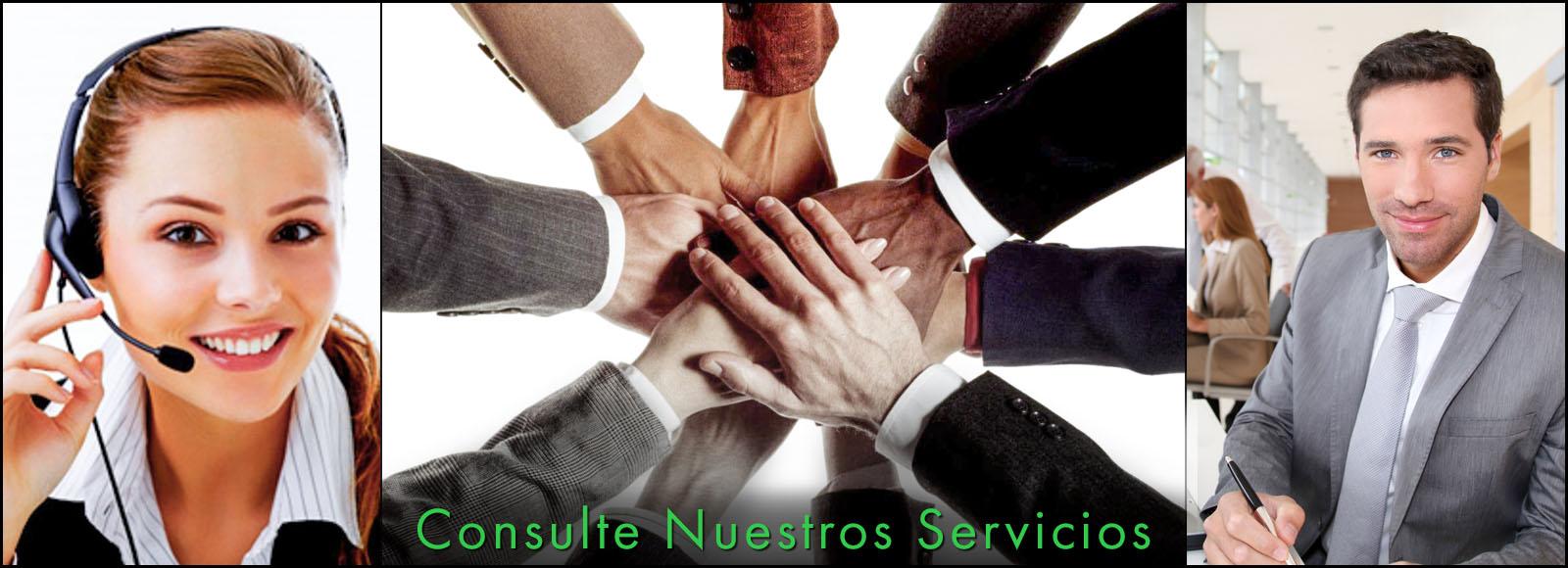 Consulte Nuestros Servicios Spanish
